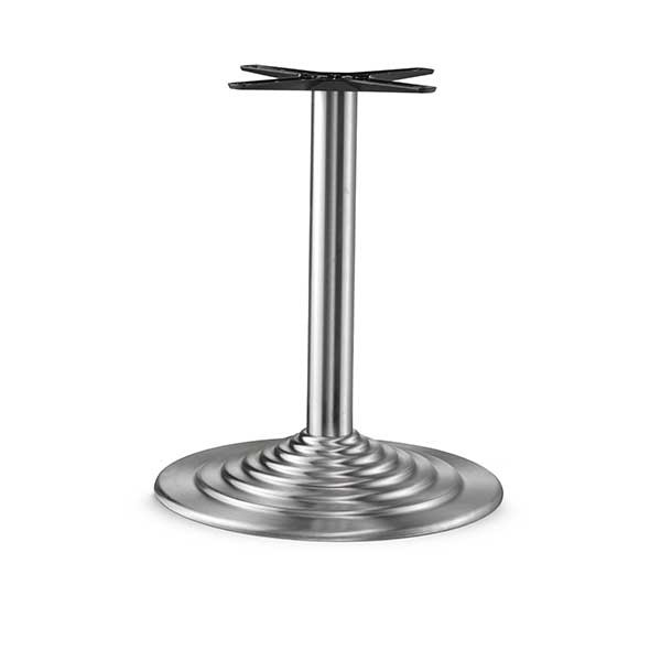 Pfstile Tischgestell 460 Chrom