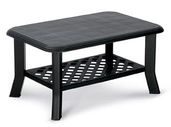 Best Freizeitmöbel Tisch Alassio weiß