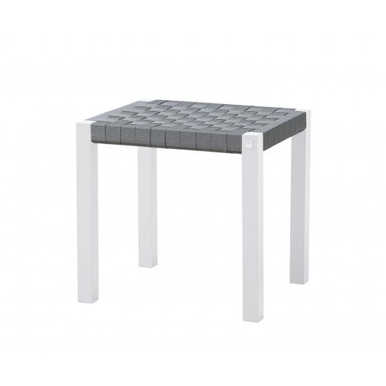 PHENIKS GARTENHOCKER Strap Grey ST01