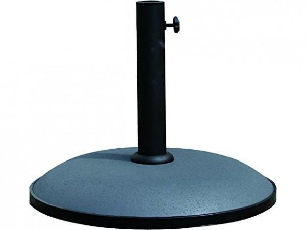 Sieger Tisch mit PUROPLAN-Platte 95 x 95 cm, Gestell weiß, Tischplatte Marmor weiß