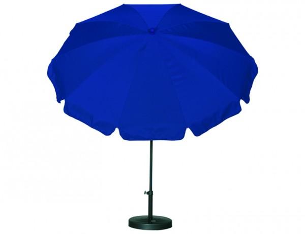 SIENA GARDEN Schirm 250/10t.Poly blau Gest anthr/Pol blau UV+50