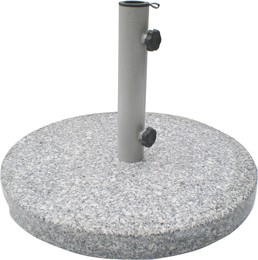 Sonnenschirmständer 15 kg, grau