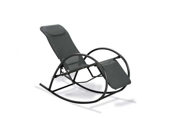 Best Freizeitmöbel Relax-Schaukelstuhl Ancona