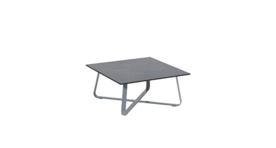 Karasek Tisch Elegance Sylt 75 X 75 Cm Carbon Beton Online Kaufen Moebel Garten24 De